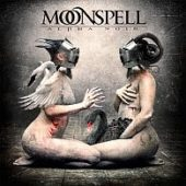 Moonspell - Alpha Noir - CD-Cover