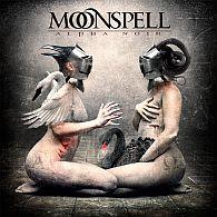 Moonspell - Alpha Noir - Cover