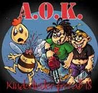 A.O.K. - Kinderlieder frei ab 18 - Cover