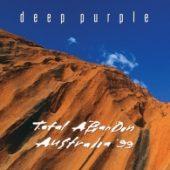 Deep Purple - Total Abandon – Australia `99 - CD-Cover