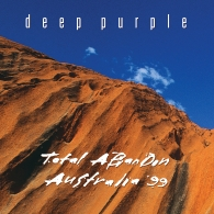 Deep Purple - Total Abandon – Australia `99 - Cover