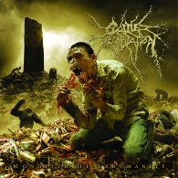 Cattle Decapitation - Monolith Of Inhumanity - Cover