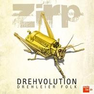 Zirp - Drehvolution - Cover
