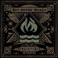 Hot Water Music - Exister - Cover