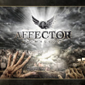 Affector - Harmagedon - CD-Cover