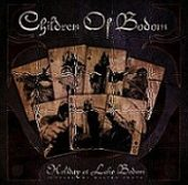 Children Of Bodom - Holiday At Lake Bodom (15 Years Of Wasted Youth) - CD-Cover