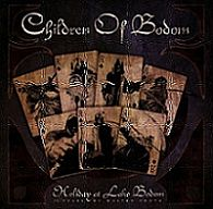 Children Of Bodom - Holiday At Lake Bodom (15 Years Of Wasted Youth) - Cover