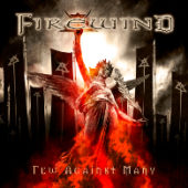 Firewind - Few Against Many - CD-Cover