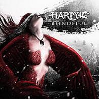 Harpyie - Blindflug - Cover