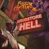 5 Star Grave - Drugstore Hell - CD-Cover