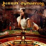 Cover - Kissin' Dynamite – Money, Sex & Power