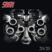 Saga - 20 / 20 - CD-Cover