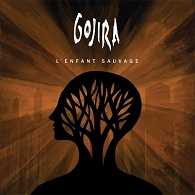 Gojira - L'Enfant Sauvage - Cover