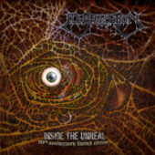 Electrocution - Inside The Unreal (20th Anniversary Edition) - CD-Cover