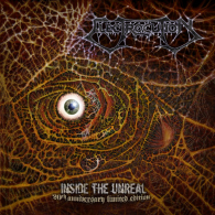 Electrocution - Inside The Unreal (20th Anniversary Edition) - Cover