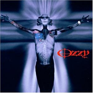 Ozzy Osbourne - Down To Earth - Cover