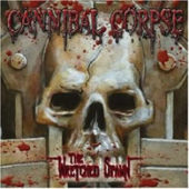 Cannibal Corpse - The Wretched Spawn - CD-Cover