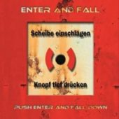 Enter And Fall - Push Enter And Fall Down - CD-Cover
