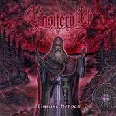 Ensiferum - Unsung Heroes - CD-Cover