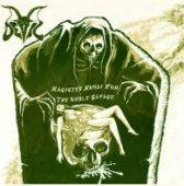 Devil - Magister Mundi Xum / The Noble Savage (Re-Release) - CD-Cover