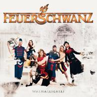 Feuerschwanz - Walhalligalli - Cover