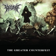 Hailstone - The Greater Counterfeit - Cover