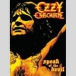 Cover - Ozzy Osbourne – Speak Of The Devil (DVD)