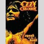 Cover - Ozzy Osbourne – Speak Of The Devil (DVD)