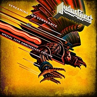 Judas Priest - Screaming For Vengeance (30th Anniversary Special Edition) - Cover