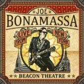 Joe Bonamassa - Beacon Theatre – Live From New York - CD-Cover