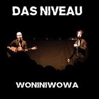 Das Niveau - Woniniwowa - Cover