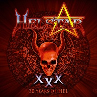 Helstar - 30 Years Of Hell - Cover