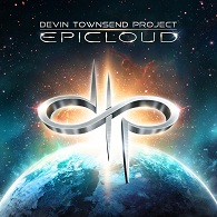 Devin Townsend Project - Epicloud - Cover