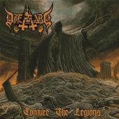 Die Hard - Conjure The Legions - CD-Cover