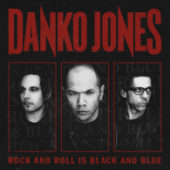 Danko Jones - Rock And Roll Is Black And Blue - CD-Cover