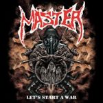 Cover - Master – Let's Start A War (Re-Release)