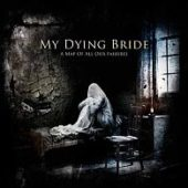 My Dying Bride - A Map Of All Our Failures - CD-Cover