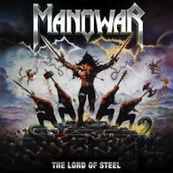 Manowar - Lord Of Steel - Cover