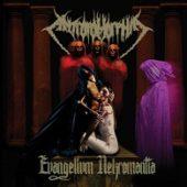 Antropomorphia - Evangelivm Nekromantia - CD-Cover