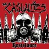 The Casualties - Resistance - CD-Cover