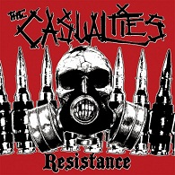 The Casualties - Resistance - Cover