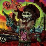 Cover - Mortillery – Murder Death Kill