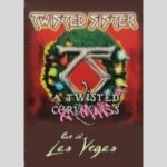 Cover - Twisted Sister – A Twisted Xmas – Live In Las Vegas (DVD)