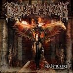 Cover - Cradle Of Filth – The Manticore And Other Horrors
