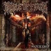 Cradle Of Filth - The Manticore And Other Horrors - CD-Cover