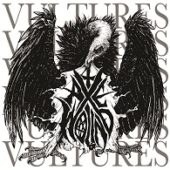 Axewound - Vultures - CD-Cover