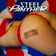 Steel Panther - British Invasion - Cover