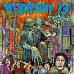 Cover - Wednesday 13 – Spook & Destroy (EP)