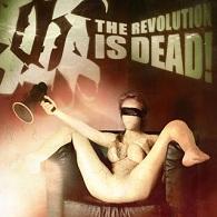 Blutmond - The Revolution Is Dead! - Cover