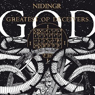 Nidingr - Greatest Of Deceivers - Cover